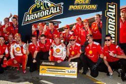 Pole: Scott McLaughlin, DJR Team Penske Ford