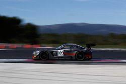 #889 Car Collection Motorsport, Mercedes-AMG GT3: Christopher Friedrich, Lance David Arnold