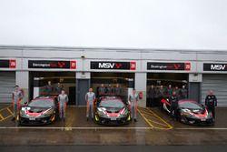 Tolman McLaren Team