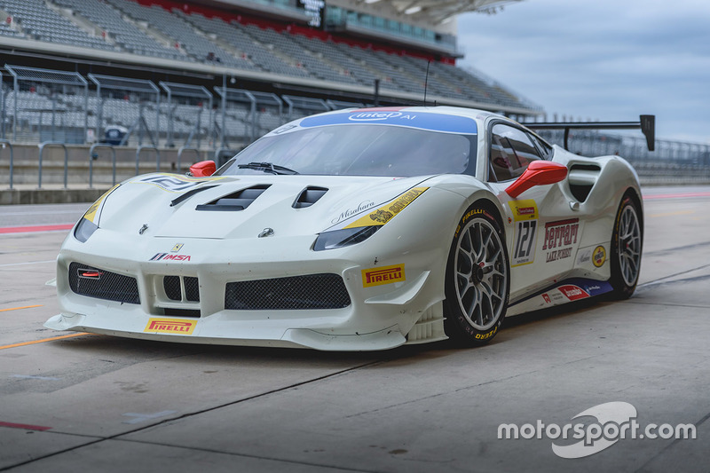 Lake Forest Sports Cars >> 127 Lake Forest Sportscars Ferrari 488 Rick Mancuso At Austin