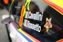 Tobia Cavallini, Andrea Rossetto, Ford Fiesta WRC