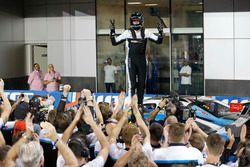 Dünya Şampiyonu Thed Björk, Polestar Cyan Racing, Volvo S60 Polestar TC1
