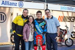 Marc Marquez mit Fans