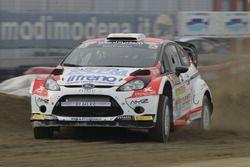 Gabriele Casadei, Ford Fiesta WRC, X-Race Sport