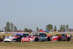 Jose Savino, Savino Sport Ford, Prospero Bonelli, Bonelli Competicion Ford, Juan Manuel Silva, Catalan Magni Motorsport Ford