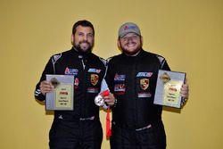 FARA MP1B Sprint Runner-Up Bryan Ortiz y Sebastian Carazo of TLM Racing