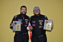FARA MP1B Sprint Runner-Up Bryan Ortiz y Sebastian Carazo of TLM Racing