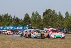 Matias Jalaf, Indecar Racing Torino, Norberto Fontana, JP Carrera Chevrolet