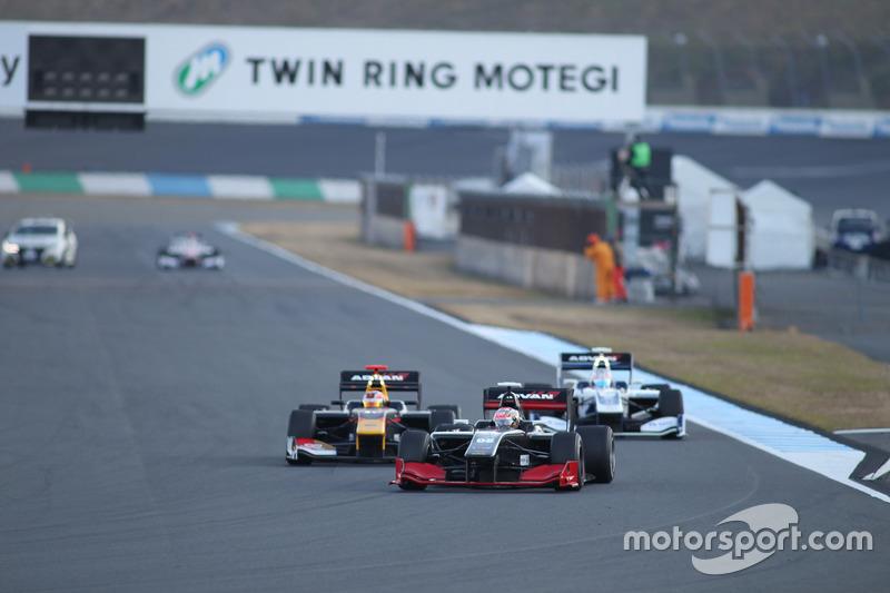 Super Formula cars