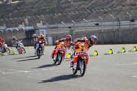 Super Cub race