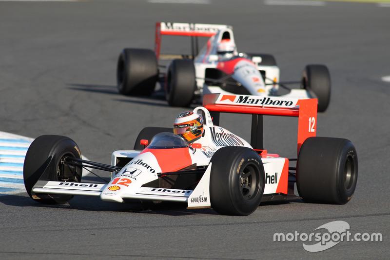 Stoffel Vandoorne Honda Racing THANKS DAY