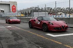 Alfa Romeo 4C Club Italia