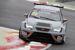 Pepe Oriola, Team Oscaro by Campos Racing Cupra TCR