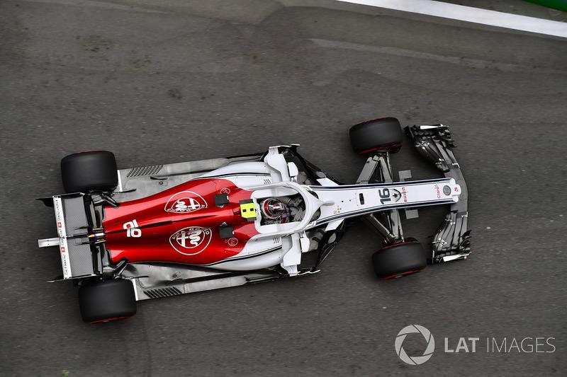 13: Charles Leclerc, Sauber C37, 1'44.074