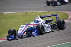 全日本F3 三浦愛