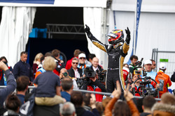 Jean-Eric Vergne, Techeetah, trionfa nell'ePrix di Parigi