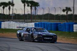 #77 TA2 Dodge Challenger, Paul Van Terry of Stevens Miller Racing