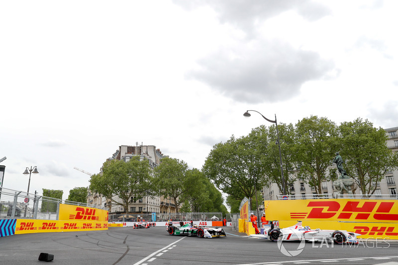 Jose Maria Lopez, Dragon Racing, Daniel Abt, Audi Sport ABT Schaeffler