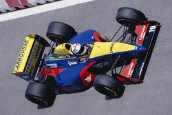 Philippe Alliot, Larrousse LH93 Lamborghini
