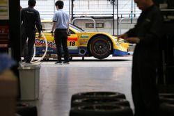 #18 Team Upgarage With Bandoh Toyota MC86: Yuhki Nakayama, Takashi Kobayashi