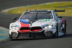 Мартин Томчик, Ники Катсбург, BMW Team MTEK, BMW M8 GTE (№81)