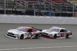 Kaz Grala, Fury Race Cars LLC, Ford Mustang NETTTS and Chase Briscoe, Roush Fenway Racing, Ford Must