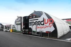 Speed Up Racing team area