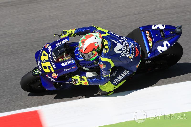 3- Valentino Rossi - 55*