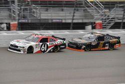 Kaz Grala, Fury Race Cars LLC, Ford Mustang NETTTS and Michael Annett, JR Motorsports, Chevrolet Cam