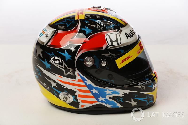 #28: Ryan Hunter-Reay, Andretti Autosport, Honda