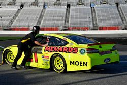 Paul Menard, Wood Brothers Racing Ford Fusion