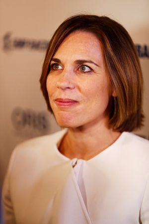 Claire Williams, waarnemend teambaas Williams F1