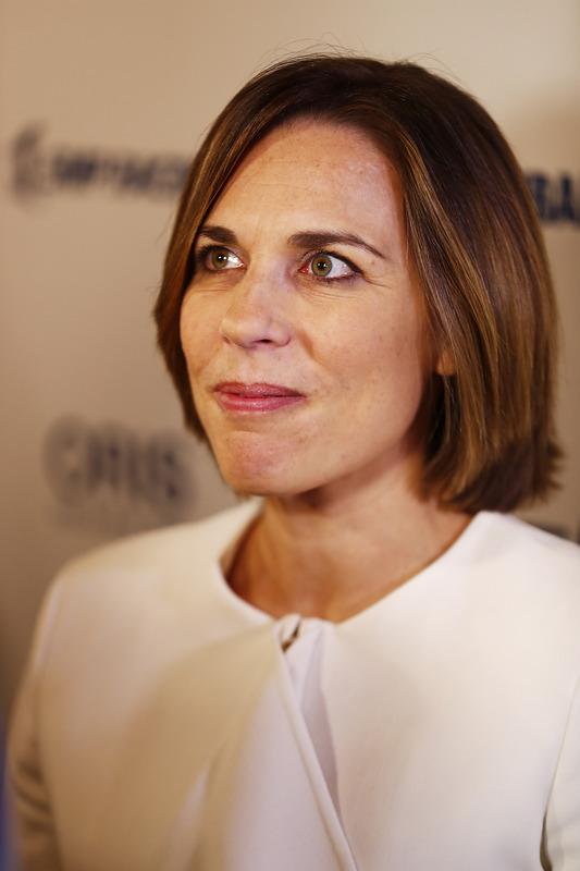 Claire Williams, Deputy team principal, Williams F1
