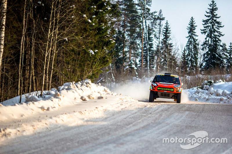 #4 MP-Sports Ford F150 Evo: Martin Prokop, Jan Tomanek