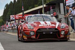 #23 GT SPORT MOTUL Team RJN Nissan GT-R Nismo GT3: Lucas Ordonez, Alex Buncombe, Matt Parry