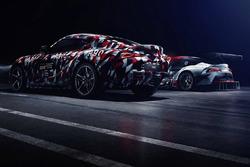 2019 Toyota Supra teaser