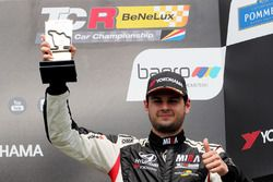Tercer lugar Dániel Nagy, M1RA Hyundai i30 N TCR