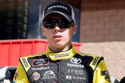 Brandon Jones, Joe Gibbs Racing, Toyota Camry Menards Jeld-Wen