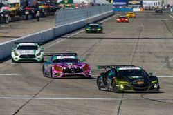 Марк Миллер, Тилль Бехтольсхаймер, Куно Виттмер, CJ Wilson Racing, Acura NSX GT3 (№36)