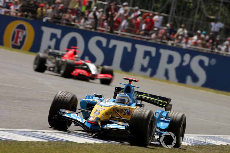 13. Gran Premio de Gran Bretaña de 2006
