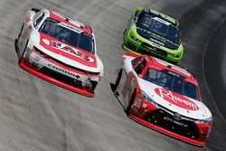 Ryan Preece, Joe Gibbs Racing, Toyota Camry Rheem John Hunter Nemechek, Chip Ganassi Racing, Chevrolet Camaro Fire Alarm Services, Inc