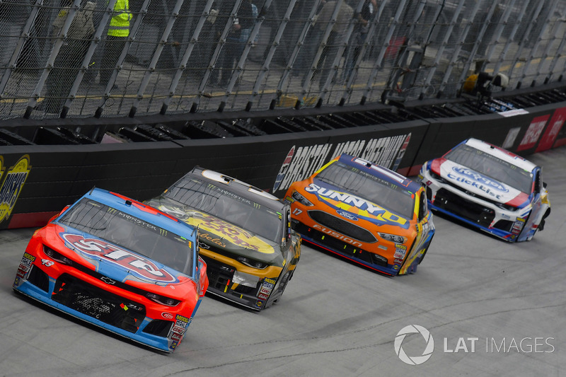 Darrell Wallace Jr., Richard Petty Motorsports, Chevrolet STP