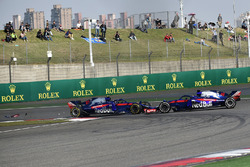 Столкновение Пьера Гасли и Брендона Хартли, Scuderia Toro Rosso STR13