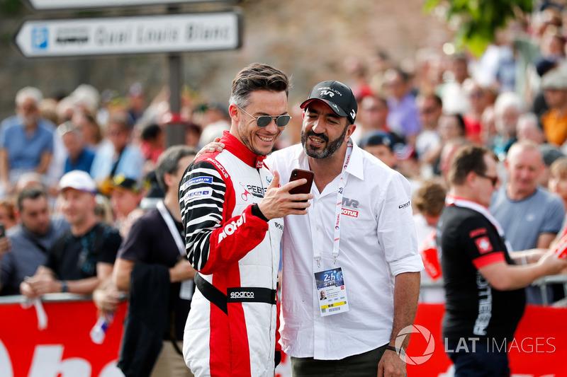 Andre Lotterer, Rebellion Racing