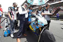 Marc van der Straten and Franco Morbidelli, Estrella Galicia 0,0 Marc VDS
