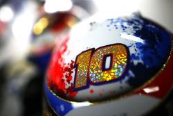 Helm Pierre Gasly, Toro Rosso