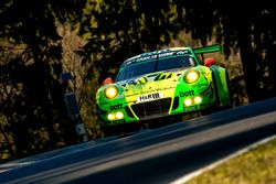 #912 Manthey Racing Porsche 911 GT R: Richard Lietz, Nick Tandy, Patrick Pilet
