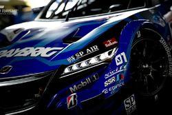 Honda RAYBRIG NSX CONCEPT-GT '16