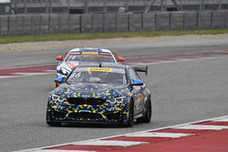 ST Racing BMW M4 GT4: Aurora Straus, Al Carter