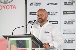 Wayne Gabriel, Toyota chief marketing officer